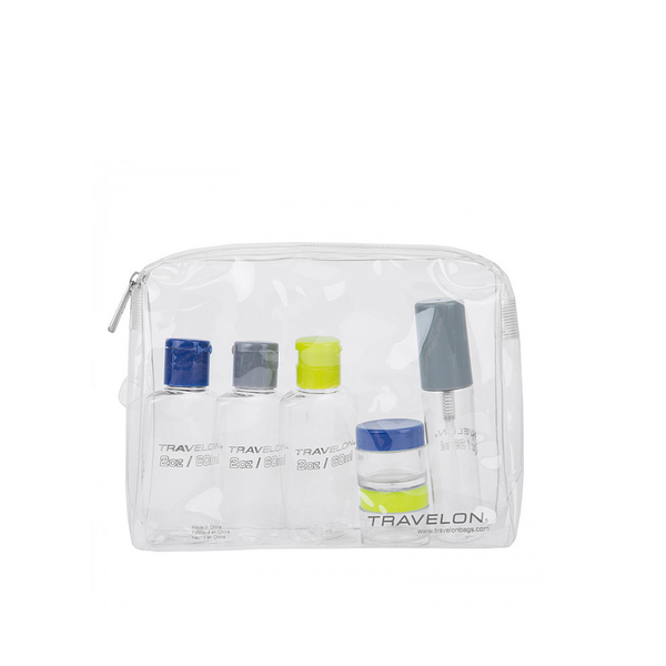 02037 1 Qt Zip-Top Bag with Bottles