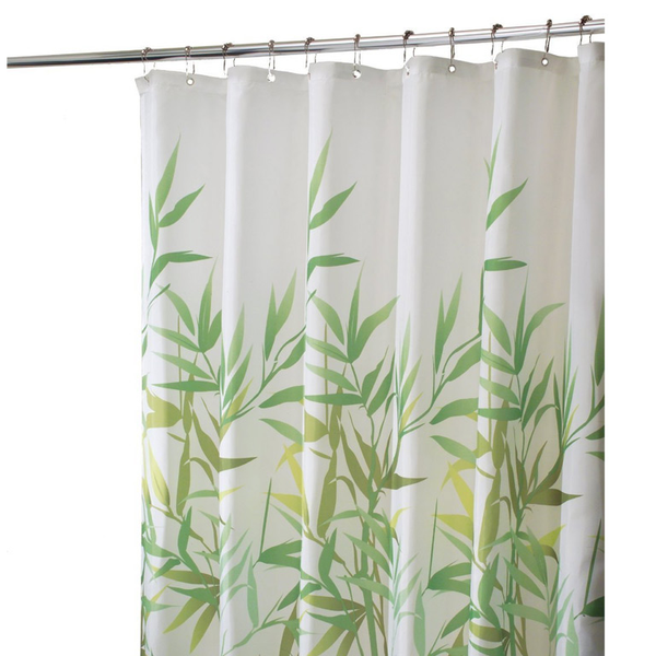 Anzu Shower Curtain, Green