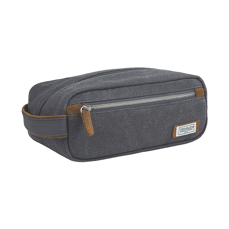 Heritage Toiletry Kit, Pewter