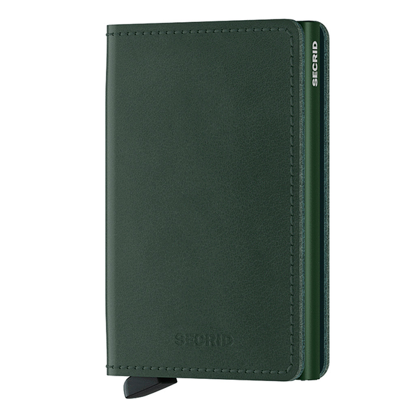 Slimwallet Original Green