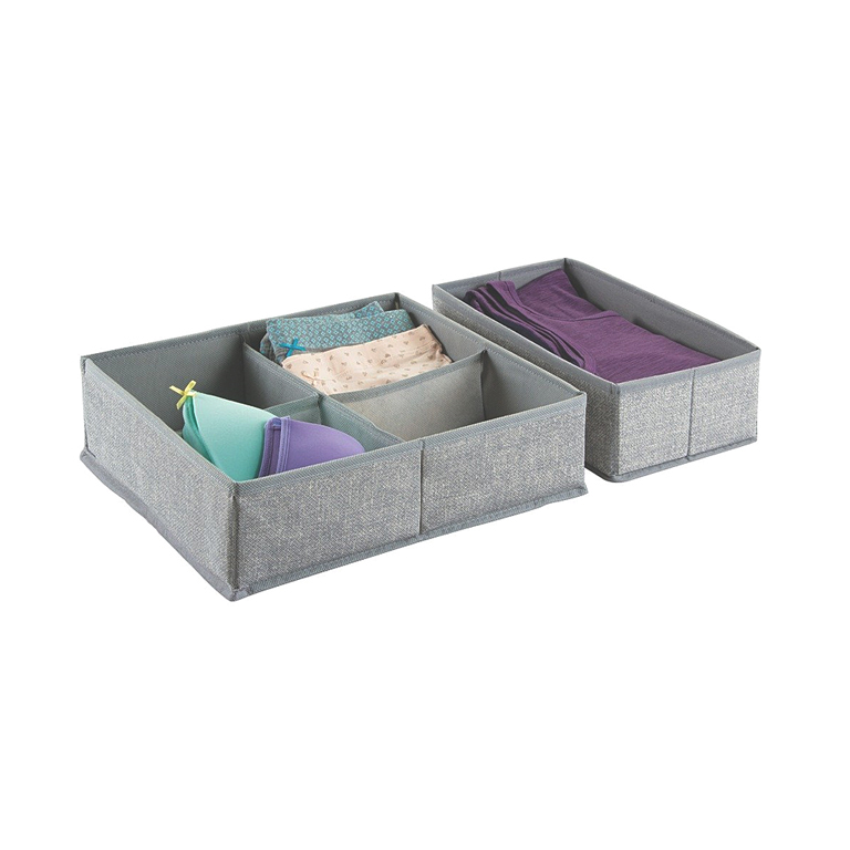 Aldo Drawer Organizer 2S, Large, Grey