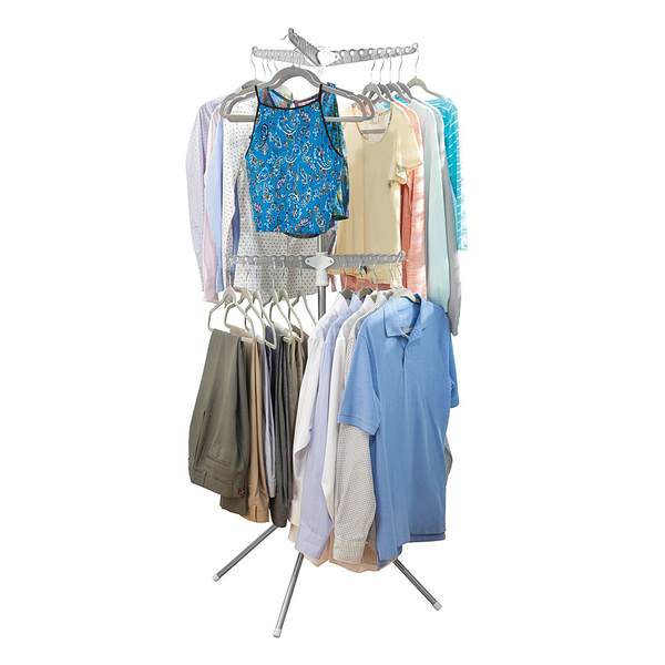 Free-standing Brezio Tripod Laundry Drying Stand