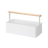 Tosca Tool Box, Large, White