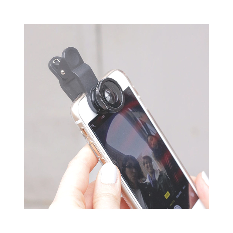 iPhone Lens Kit, Set of 3