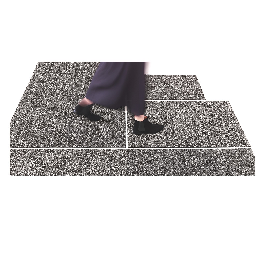 Heathered Shag -Big  Mat
