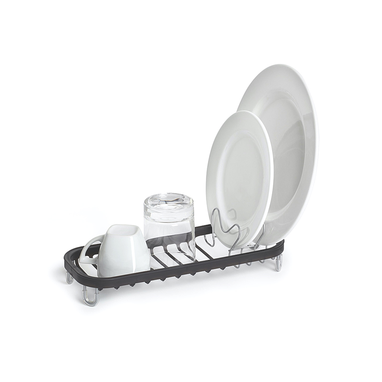 Sinkin Mini Dish Rack, Black