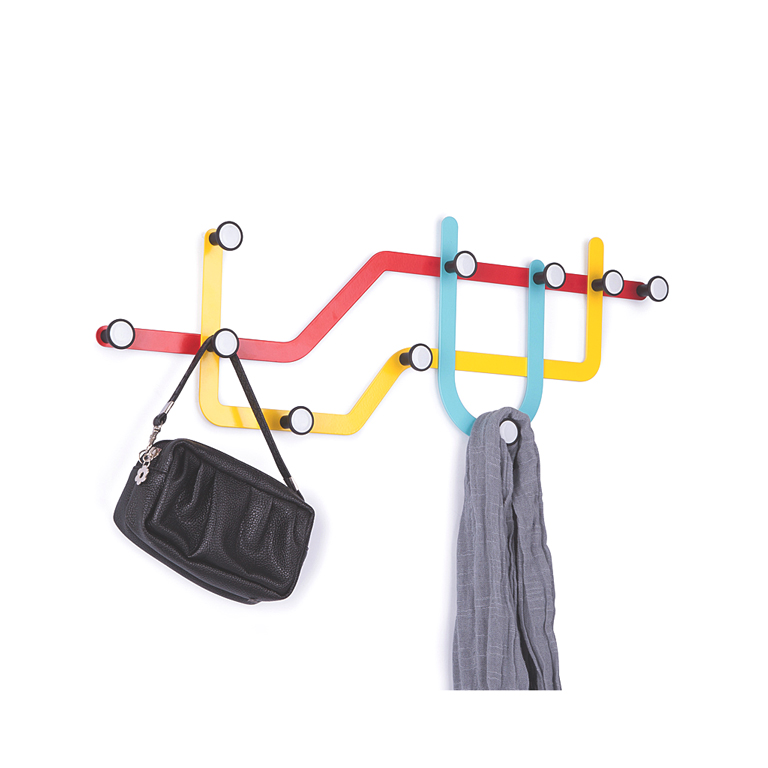 Subway Multihook, Steel