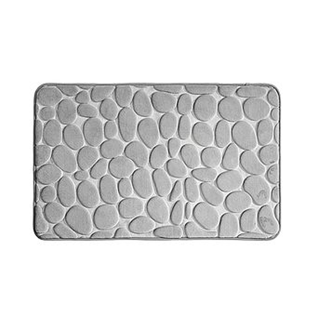Memory Foam Pebble Mat
