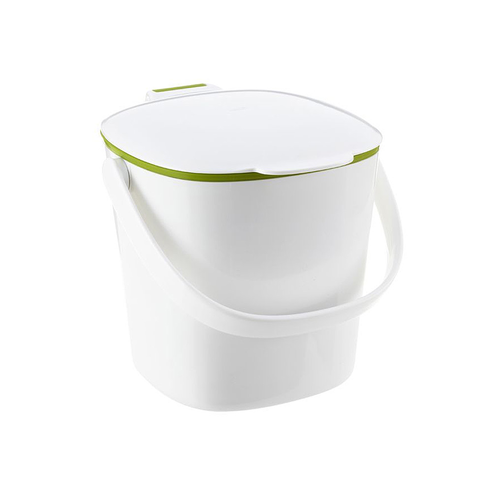 Oxo GG Compost Pail,White