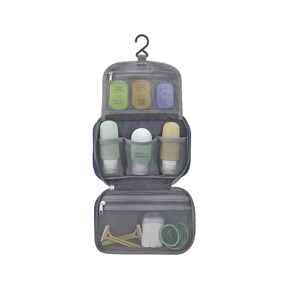 Compact Hanging Toiletry