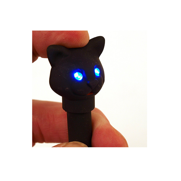 Cat LED Pen