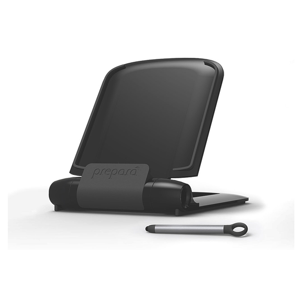 Iprep Tablet Stand & Stylus-BLK