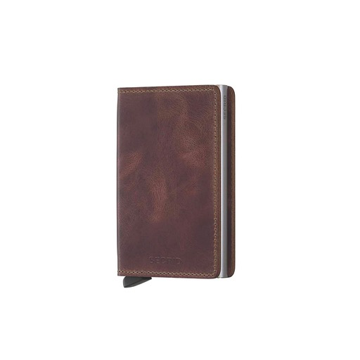 Slimwallet Vintage Brown