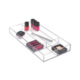 Clarity Drawer Organizer 8x16x2, Clear
