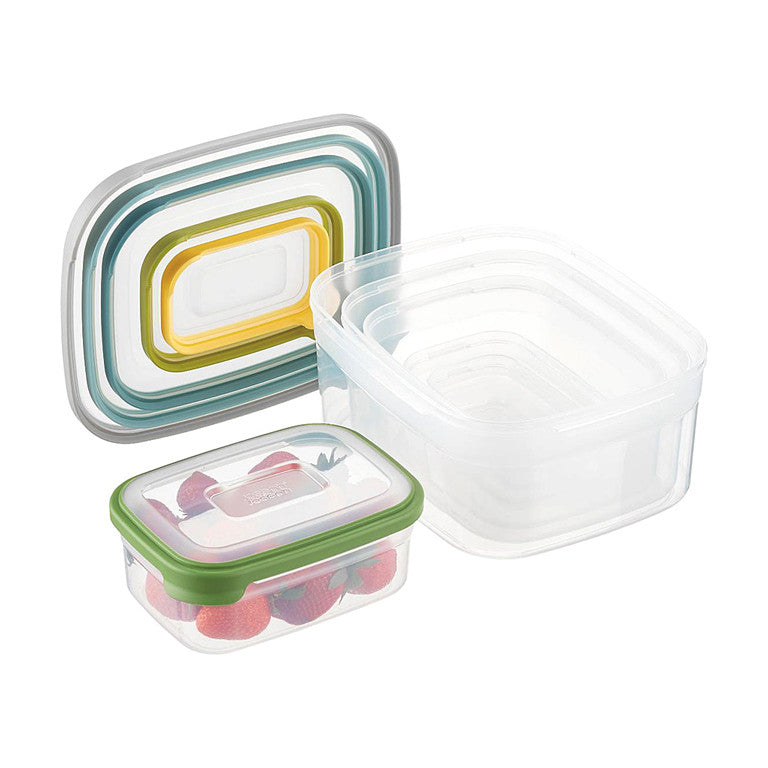 Nest Food Storage, Set of 6 Opal