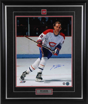 Guy Lafleur Montreal Canadiens Autographed 16x20 Photo