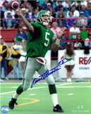 Kent Austin Saskatchewan Roughriders Autographed 8x10 Photo
