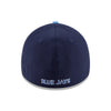Toronto Blue Jays Navy/Powder Blue New Era 39Thirty Team Classic Cap