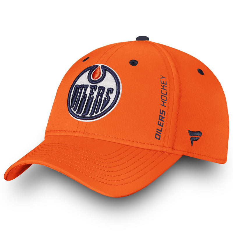 Edmonton Oilers Fanatics Rinkside Speed Flex Cap