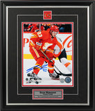 Sean Monahan Calgary Flames - Third Jersey - Signed 8x10 Photo