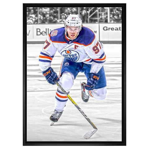db7fc90ccc2 Connor McDavid Edmonton Oilers Toddler Home Replica Jersey – Pro Am ...