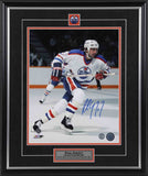 Paul Coffey Edmonton Oilers - Full Stride - Signed 11x14 Photo