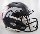 Denver Broncos Riddell Speed Authentic Football Helmet