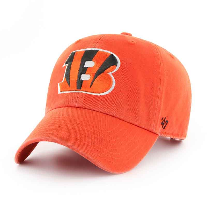 Cincinnati Bengals '47 Clean Up Cap