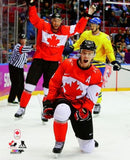 Jonathan Toews Team Canada 8x10 Photograph