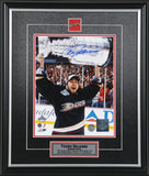Teemu Selanne Anaheim Ducks Autographed 8x10 Photo
