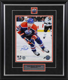 Ryan Nugent-Hopkins Edmonton Oilers - Hard Up Ice - Signed 8x10 Photo