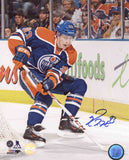 Ryan Nugent Hopkins Edmonton Oilers Autographed 11x14 Photo