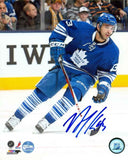 Nazem Kadri Toronto Maple Leafs Autographed 8x10 Photo