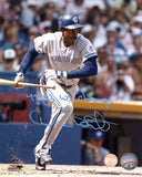 Devon White Toronto Blue Jays Autographed & Inscribed 8x10 Photo