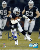 Tim Brown Oakland Raiders Autographed 8x10 Photo