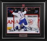 Brendan Gallagher Montreal Canadiens Autographed 16x20 Photo