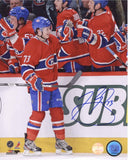 Brendan Gallagher Montreal Canadiens Autographed 11x14 Photo