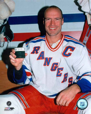 Mark Messier New York Rangers 8x10 Photograph