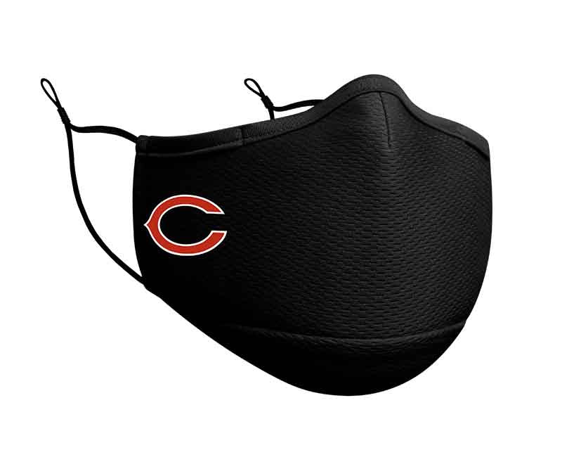 Chicago Bears New Era On Field NFL Face Cover/Mask