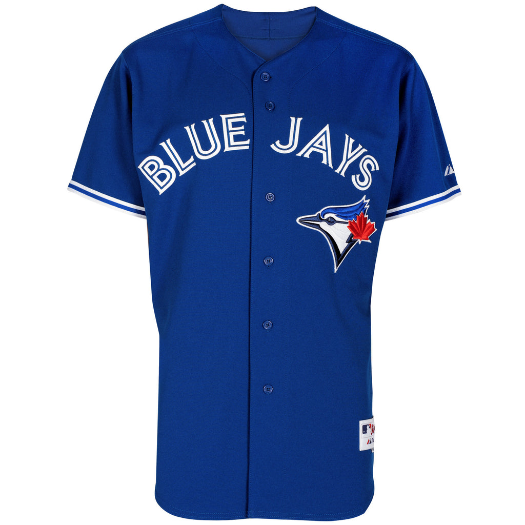 Toronto Blue Jays Alternate Blue Authentic Jersey