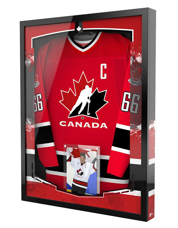 Team Canada All Star Jersey Show Case