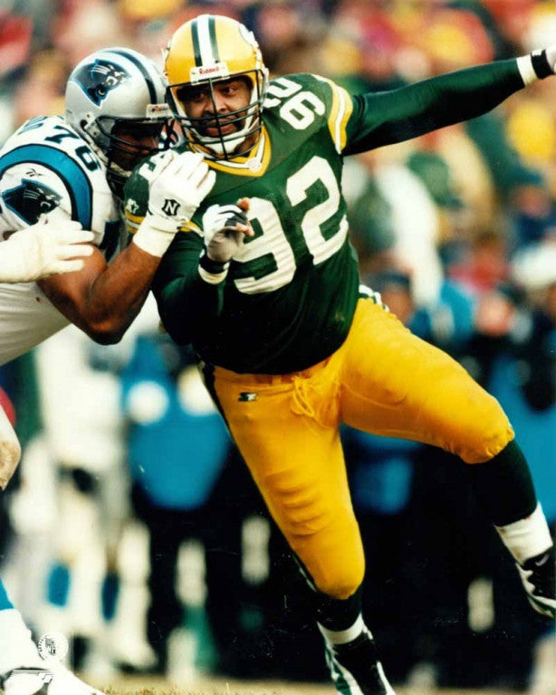 Reggie White Green Bay Packers 8x10 Photograph