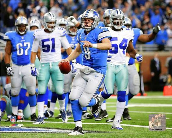 Matthew Stafford Detroit Lions 16x20 Photograph