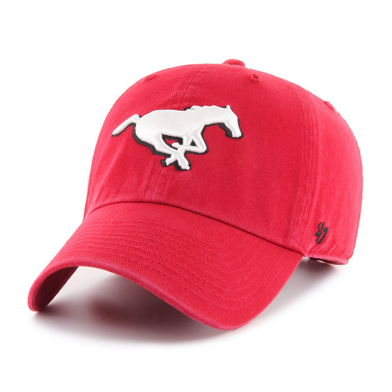 Calgary Stampeders '47 Clean Up Cap