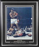 Muhammad Ali Autographed 16x20 Framed Photo