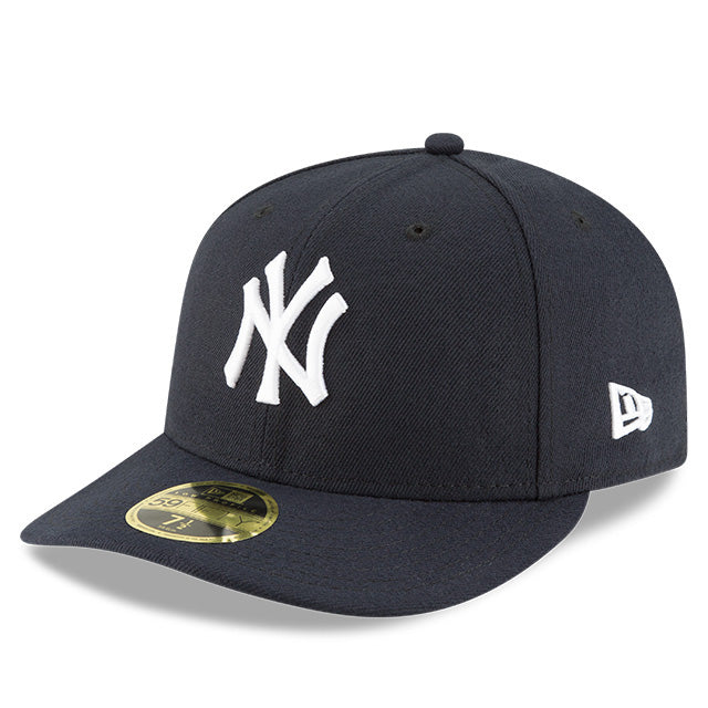 New York Yankees ON-FIELD New Era Low Profile 59Fifty Cap