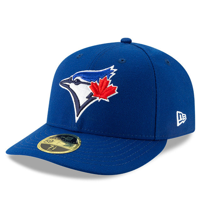 Toronto Blue Jays ON-FIELD Royal New Era Low Profile 59Fifty Cap