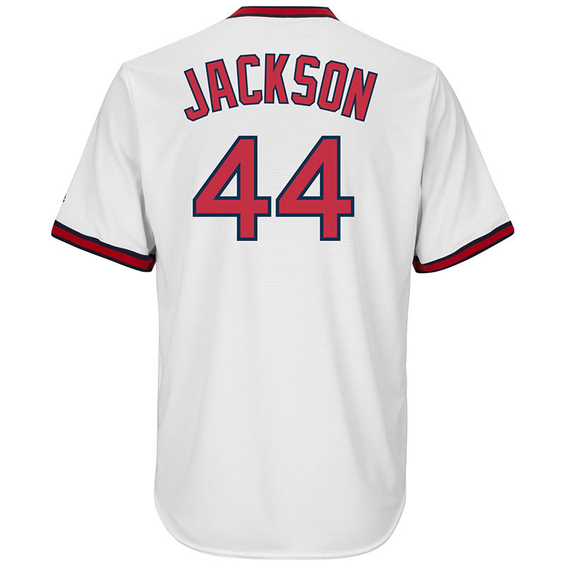 Reggie Jackson California Angels Cooperstown Jersey