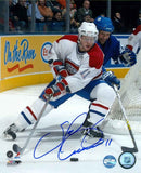 Saku Koivu Montreal Canadiens Autographed 8x10 Photo