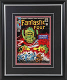 Fantastic Four #49 Framed 8x10 Comic Cover
